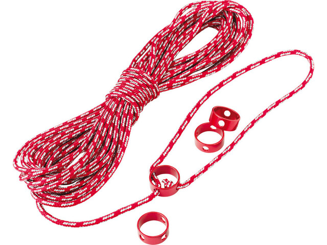 MSR Reflective Utility Cord Kit red